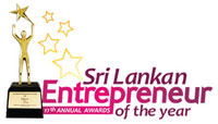 Sri Lanka Entrepreneur of The Year 2012