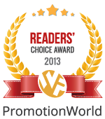 2013 Global Readers Choice Award