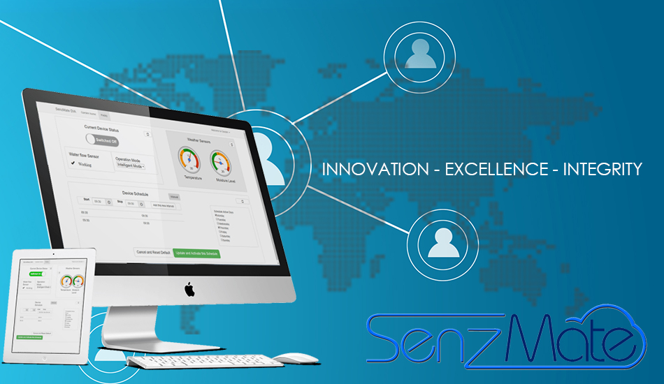 SenzMate is a Sri Lankan based IoT (Internet of Things) Solution company which provides end to end IoT and M2M solutions for innovative enterprise applications